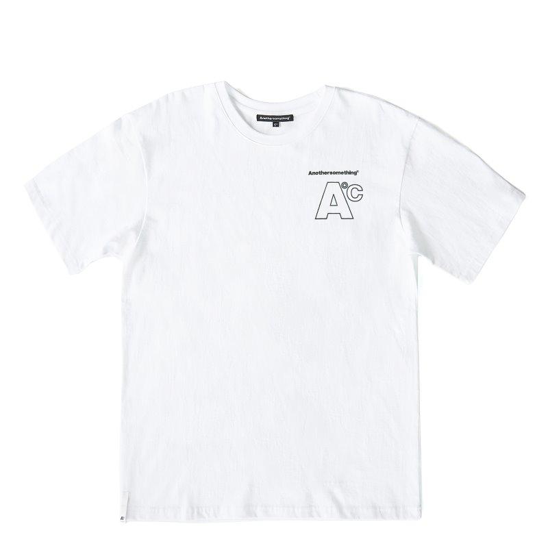 Basic small logo T-shirts - White