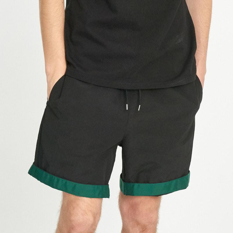 Rp sports short - Black