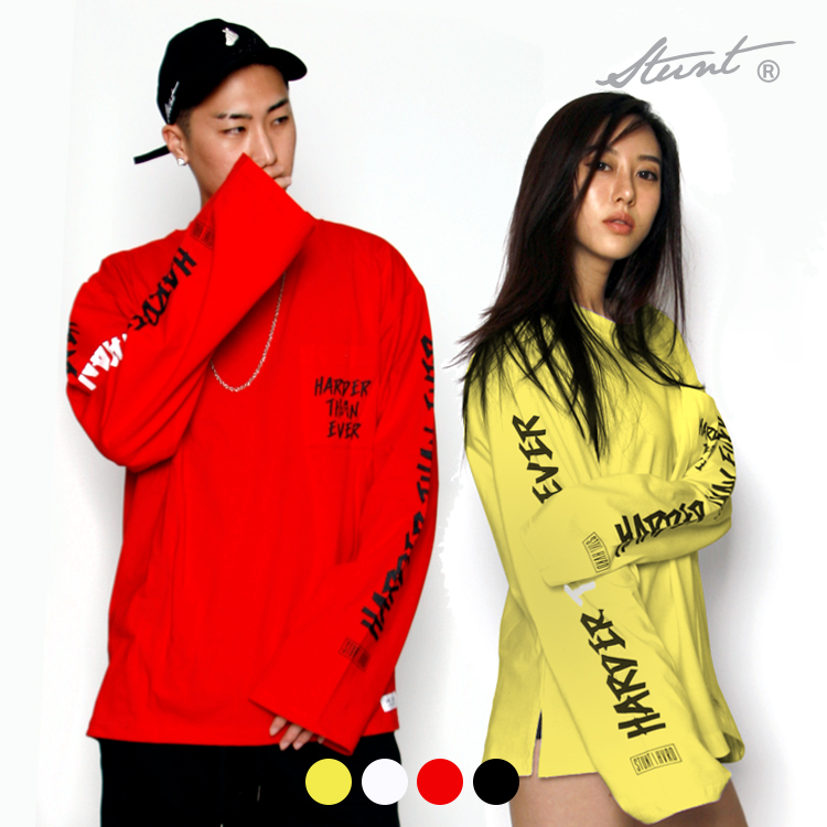 [1+1][스턴트] Harder Over Long Sleeve Package