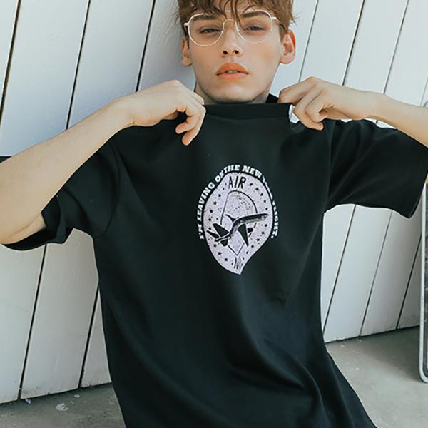Air-fried half T-shirt _lotb0003
