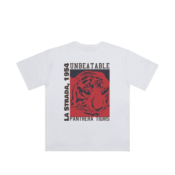 tiger hlaf T-shirt_letw0005