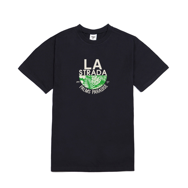forest half T-shirt _lotb0006