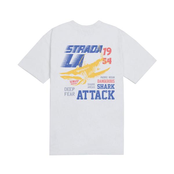 ATTACK half T-shirt_lotw0007