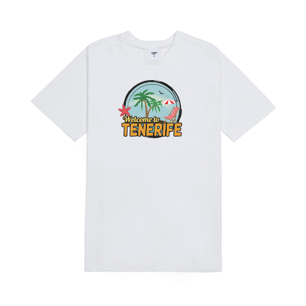 TENERIFE half T-shirt_lotw0008