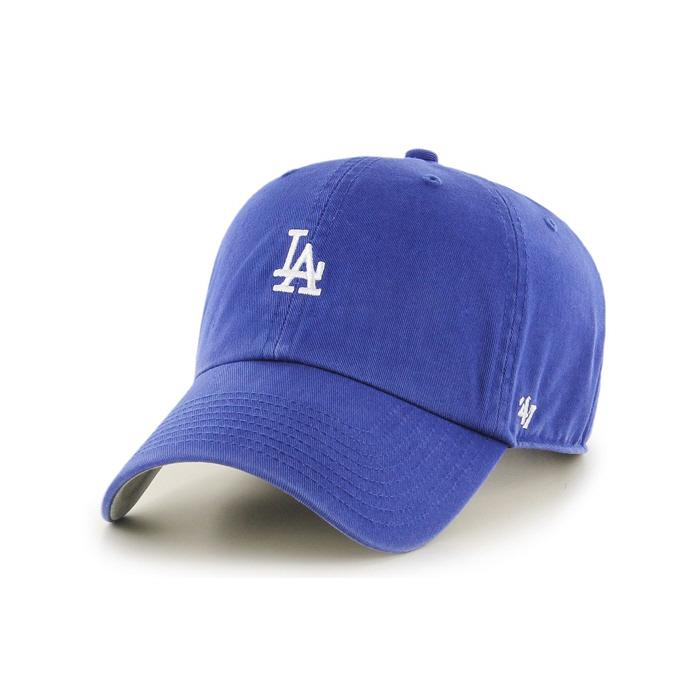 [옥에티] 47브랜드 스몰로고 LA 다저스 클린업 로얄블루