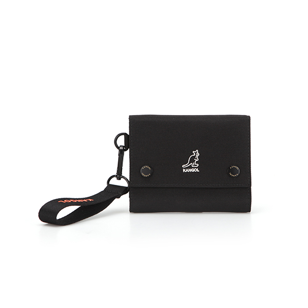Keeper Ⅶ Folding Wallet 4019 BLACK