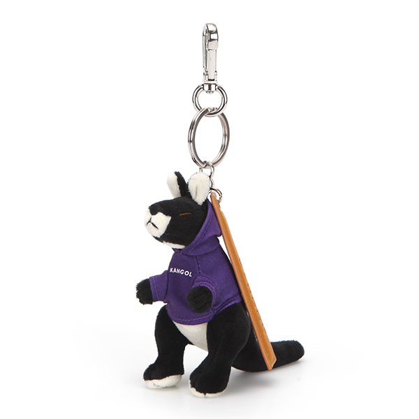 Hoody KANGOL Key Holder 0004 VIOLET