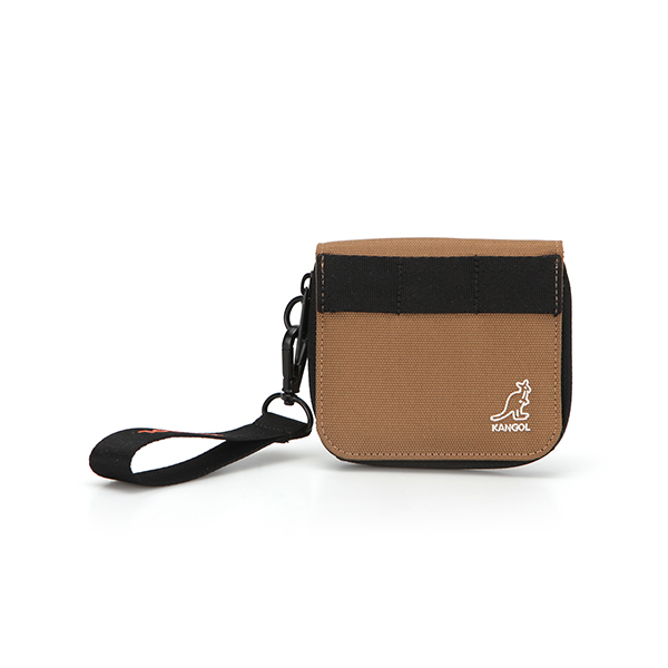 Keeper Ⅶ Zipper Wallet 4020 TAN