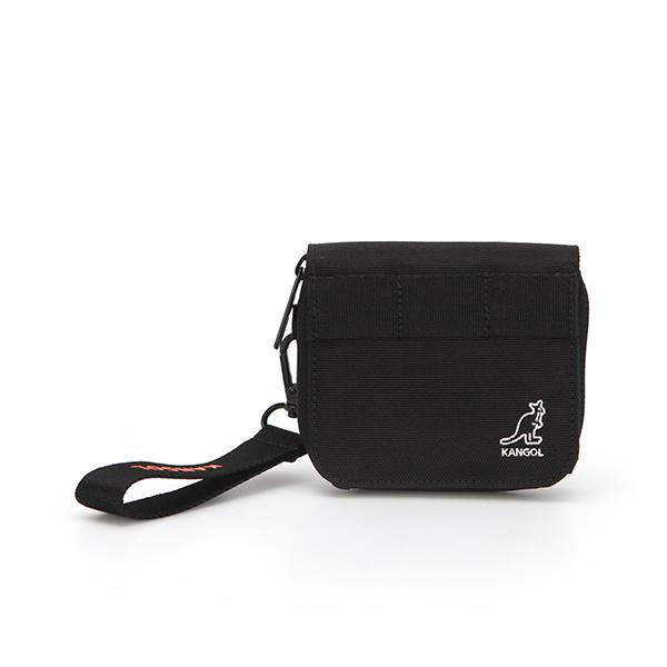 Keeper Ⅶ Zipper Wallet 4020 BLACK