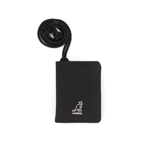 Keeper Ⅶ Necklace Card Holder 4016 BLACK