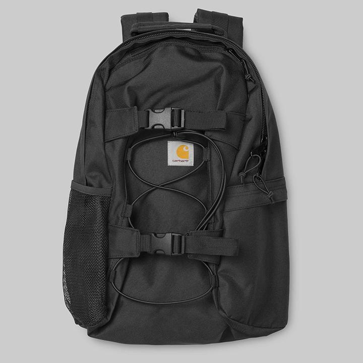 [단독재입고] 칼하트WIP 킥플립 백팩 남성용 가방 (블랙)_I006288.89.00
