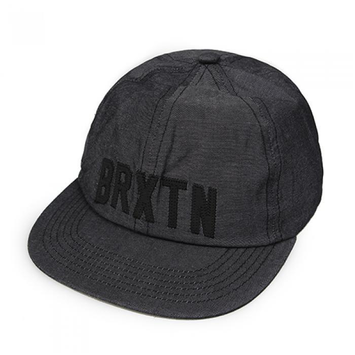 [국내배송][브릭스톤 볼캡/스냅백] HAMILTON CAP-BLACK CHAMBRAY