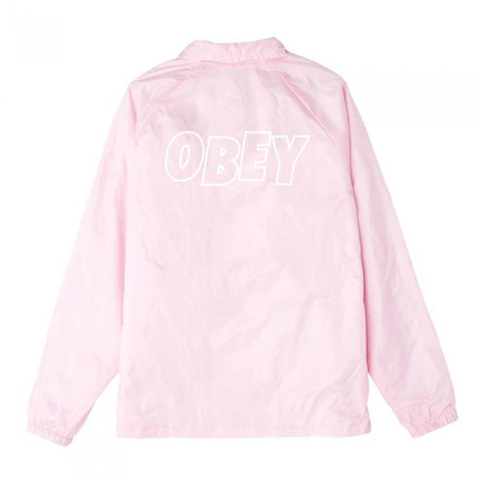 [오베이 자켓/점퍼] (125001319)OBEY LO - FI COACH J