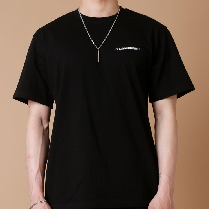 CCT Small Logo Short Sleeve - BLACK