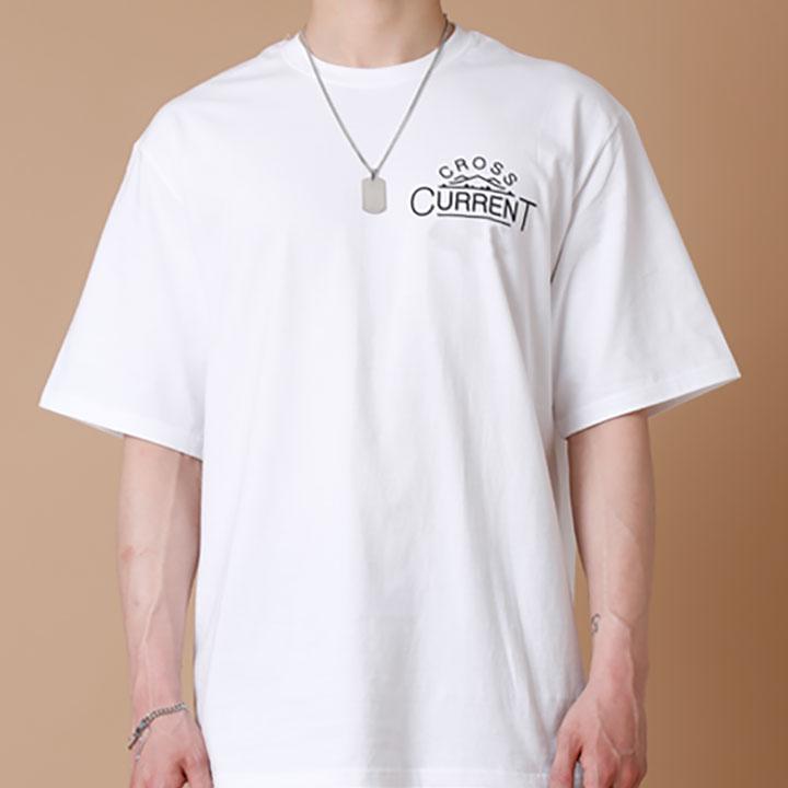 CCT Mountain Short Sleeve - WHITE