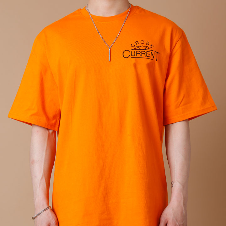 CCT Mountain Short Sleeve - ORANGE