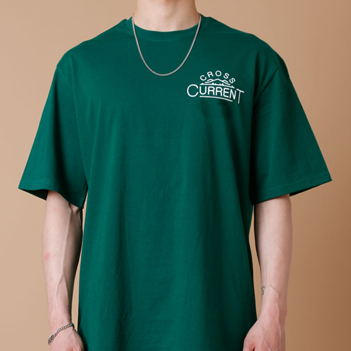CCT Mountain Short Sleeve - GREEN