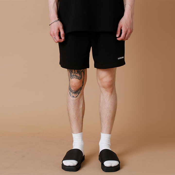 CCT Small Logo Dick Short Pants - BLACK