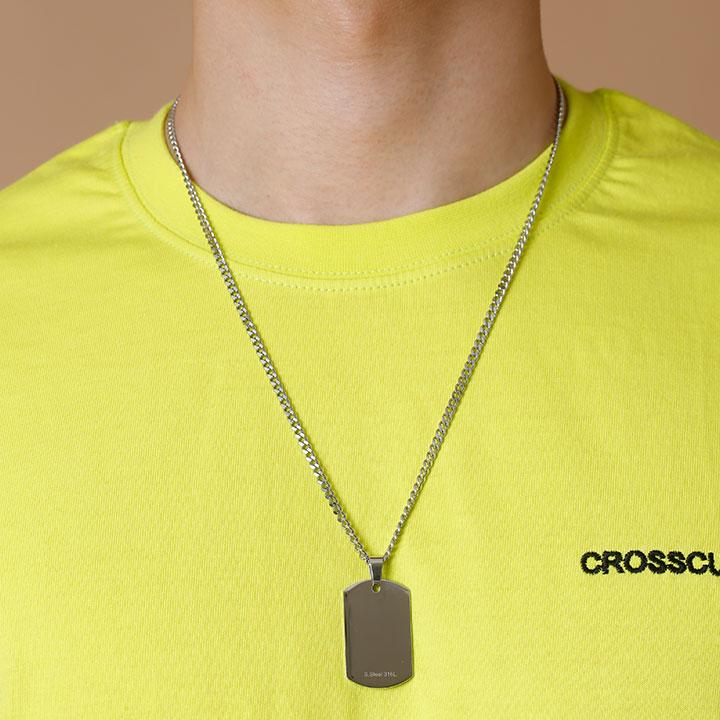 CCT Square Chain Necklace
