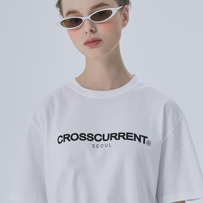 CCT 로고티셔츠 - WHITE