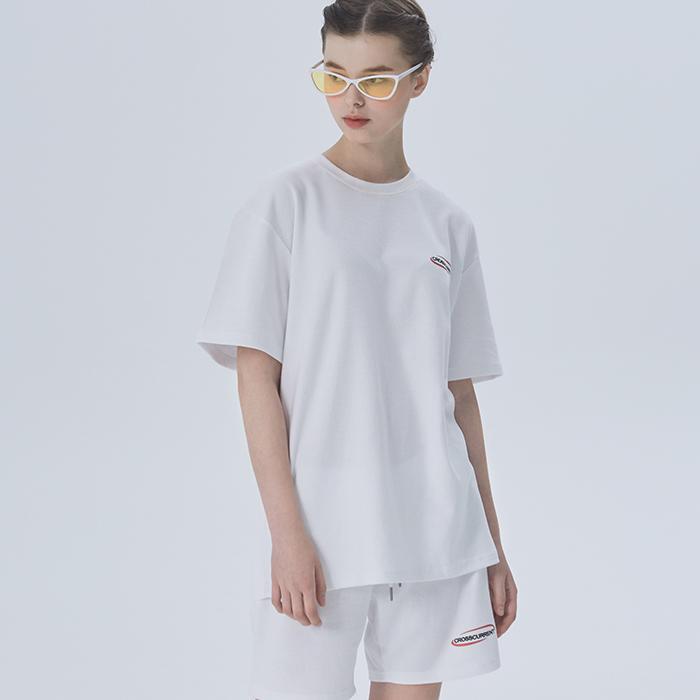 CCT 트레이닝반바지 - WHITE