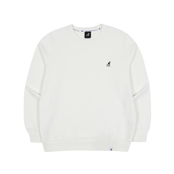 Club Sweatshirt 1612 WHITE