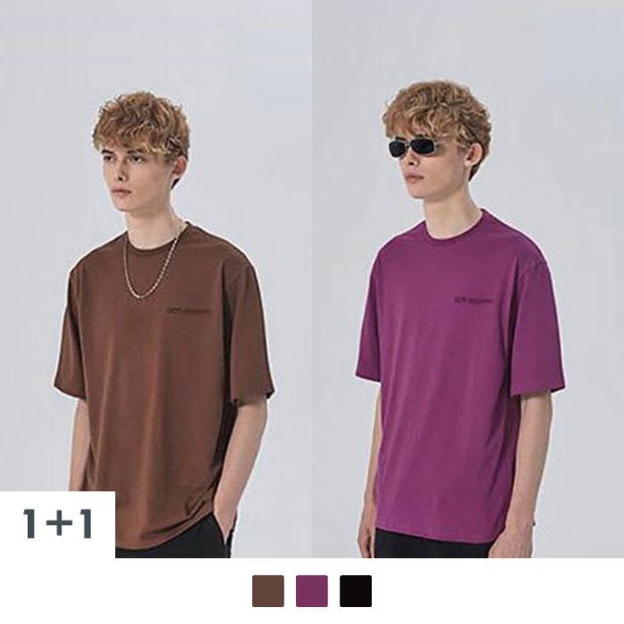[1+1]CCT티셔츠