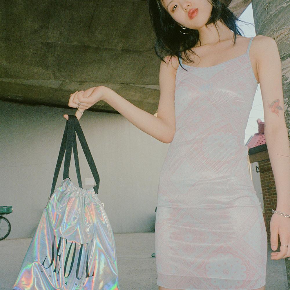 [서울어패럴]SEOUL Apparel Dust Bag (Silver)