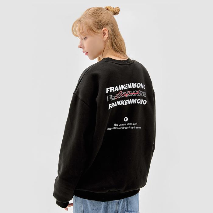 유니크모노 맨투맨 티셔츠