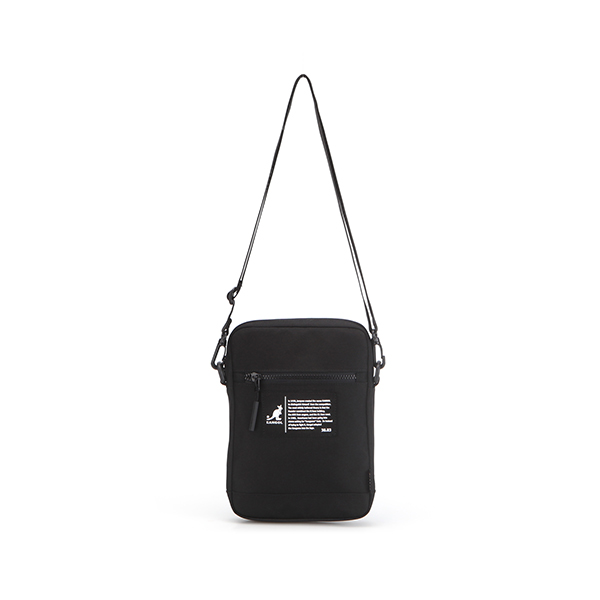 Patch Cross Bag 3078 BLACK