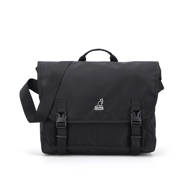 Easy Messenger Bag 2023 BLACK