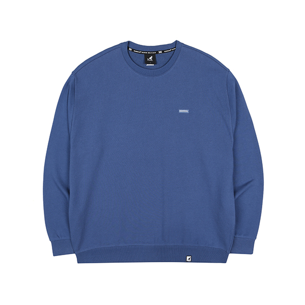 Club Oversize Sweatshirt 1613 BLUE