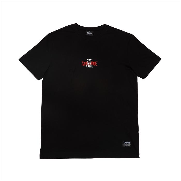 SAYMYNAME Double Logo 티셔츠