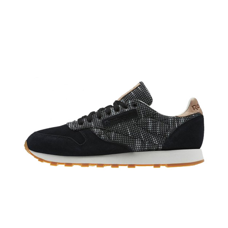[국내배송][REEBOK] CL LEATHER EBK MN Men_BS6236