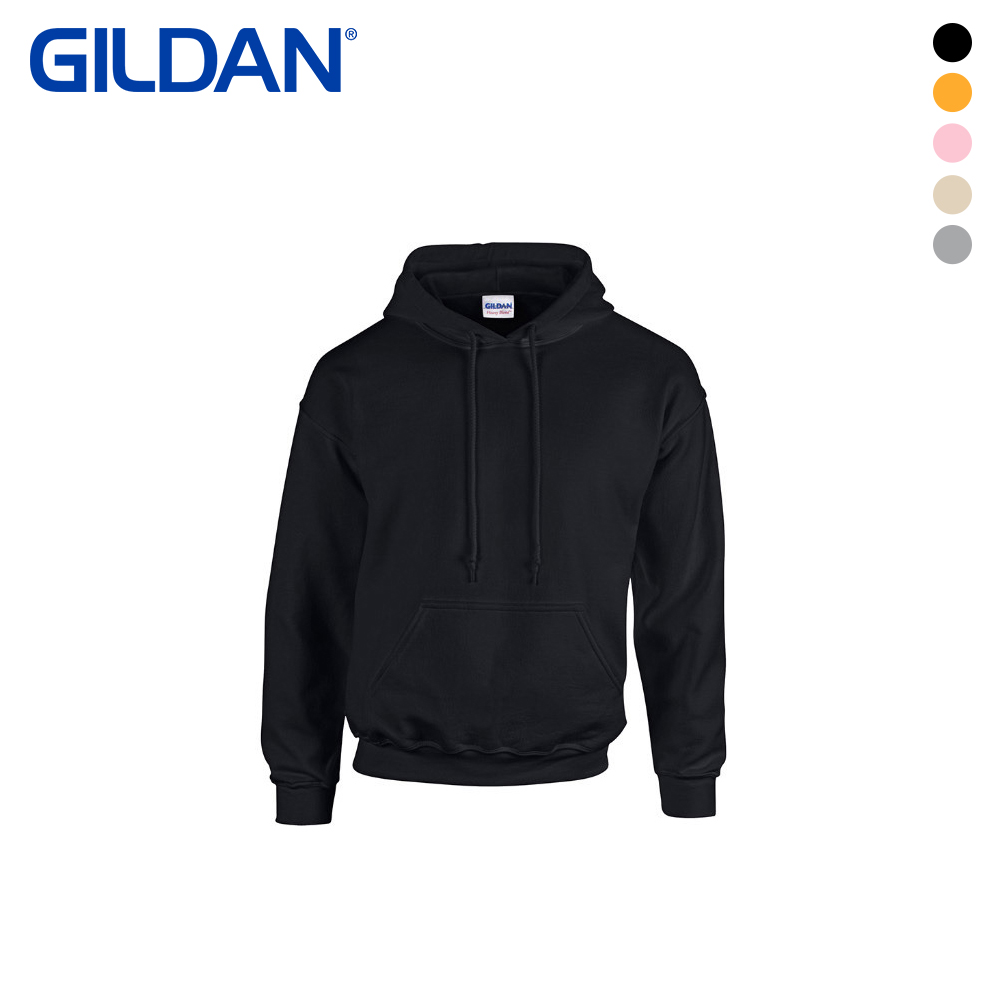 [GILDAN] 베이직 무지후드티