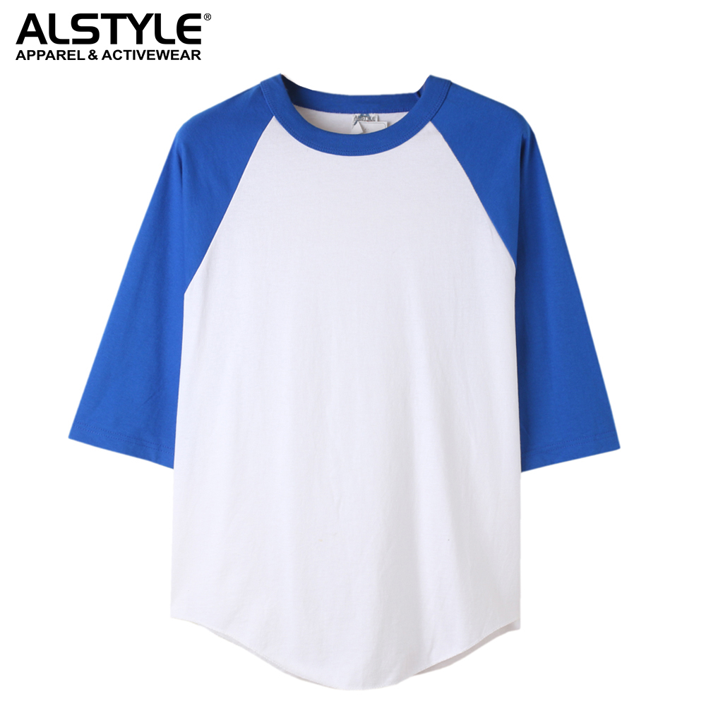 [AAA] 트리플에이 7부 래글런 티셔츠