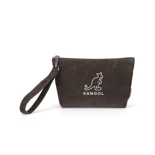 Cord Ⅱ Pouch Bag 5032 DK.KHAKI