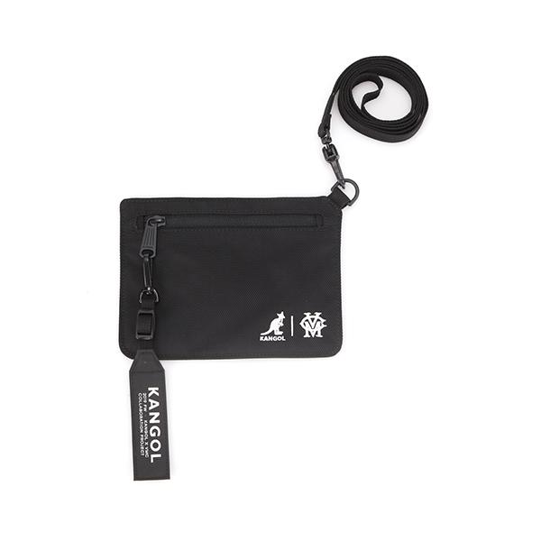 [신학기특가]VMC COLLABO CARD WALLET 8007 BLACK