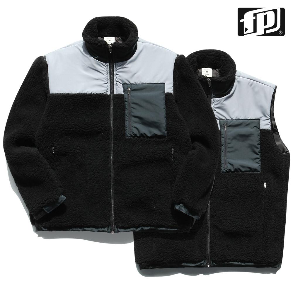 [페플]체인지 양털 자켓 5종 JHOT1157