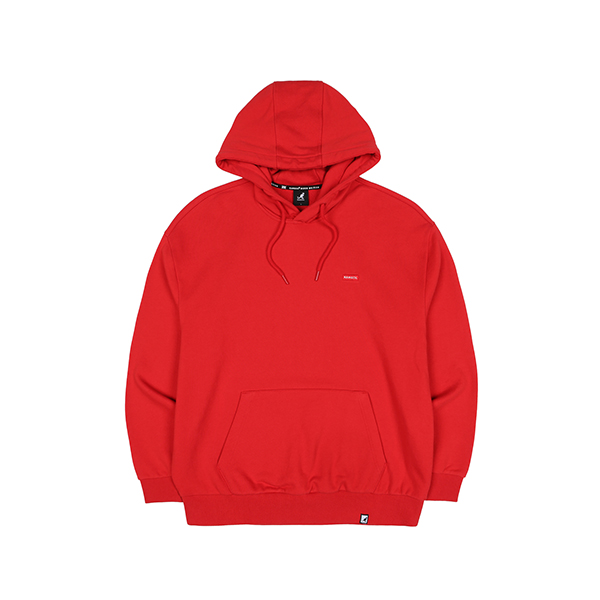 Club Oversize Hoody 5119 RED