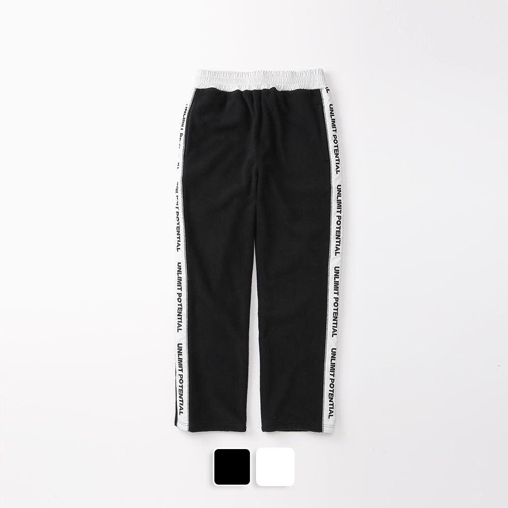 Line Fleece Pants (U19DBPT52)