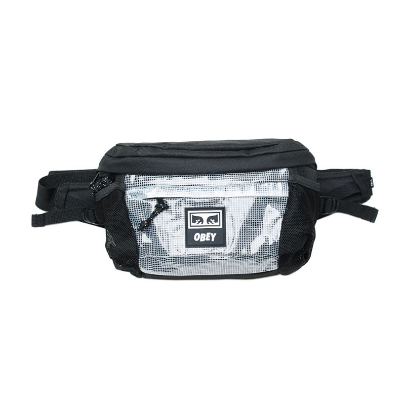 [단독할인]오베이 슬링백 CONDITIONS WAIST BAG II 100010116 BLACK