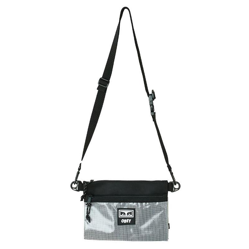 [단독할인]오베이 크로스백 CONDITIONS SIDE BAG II 100010118 BLACK