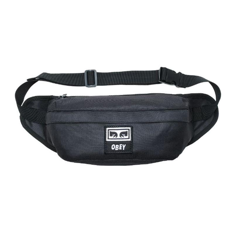 [단독할인]오베이 슬링백 TAKEOVER SLING BAG 100010121 BLACK