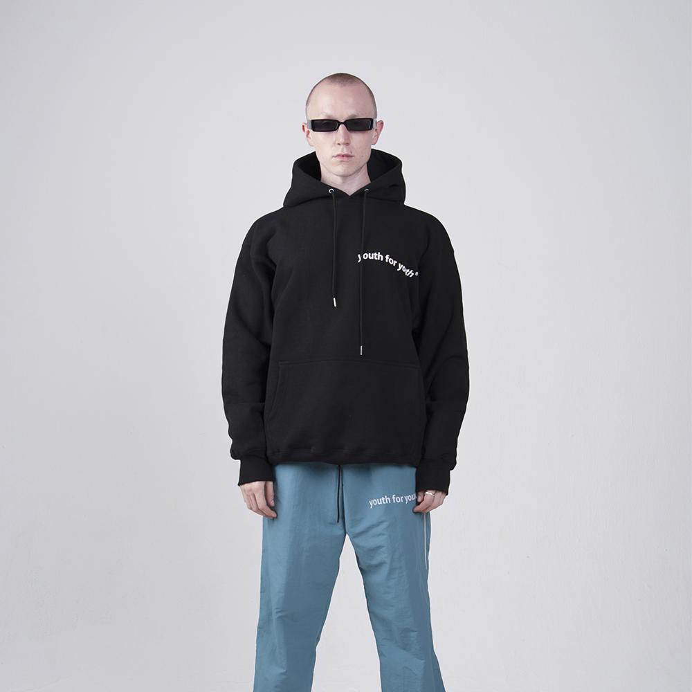 Motherfucker hoodie (black)