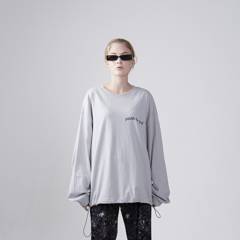 Motherfucker longsleeve (gray)