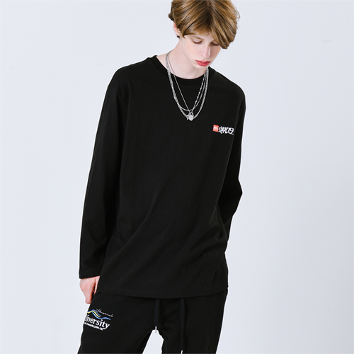 SC19 LONG SLEEVE (BLACK)