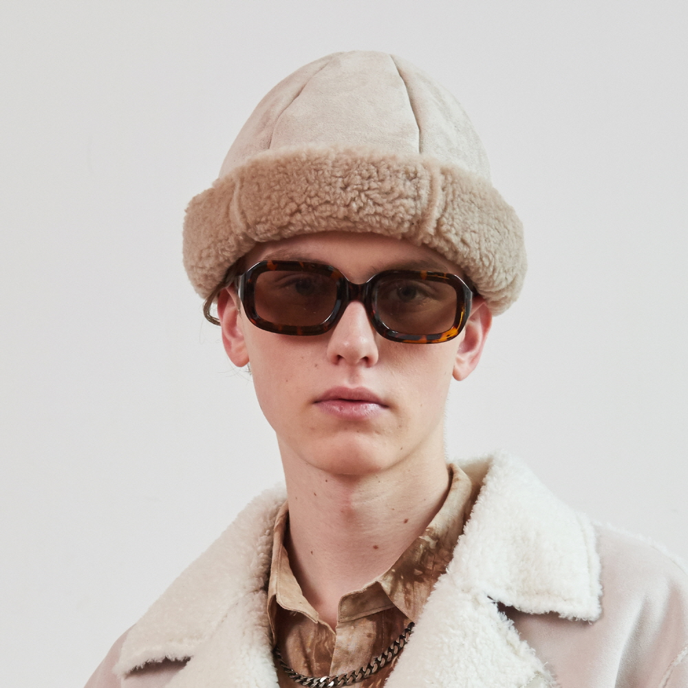 [10/18] MUSTANG HAT (BEIGE)