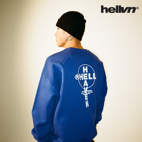 Hellvn - CIRCLE HLV (SHMH8S-086) - 맨투맨