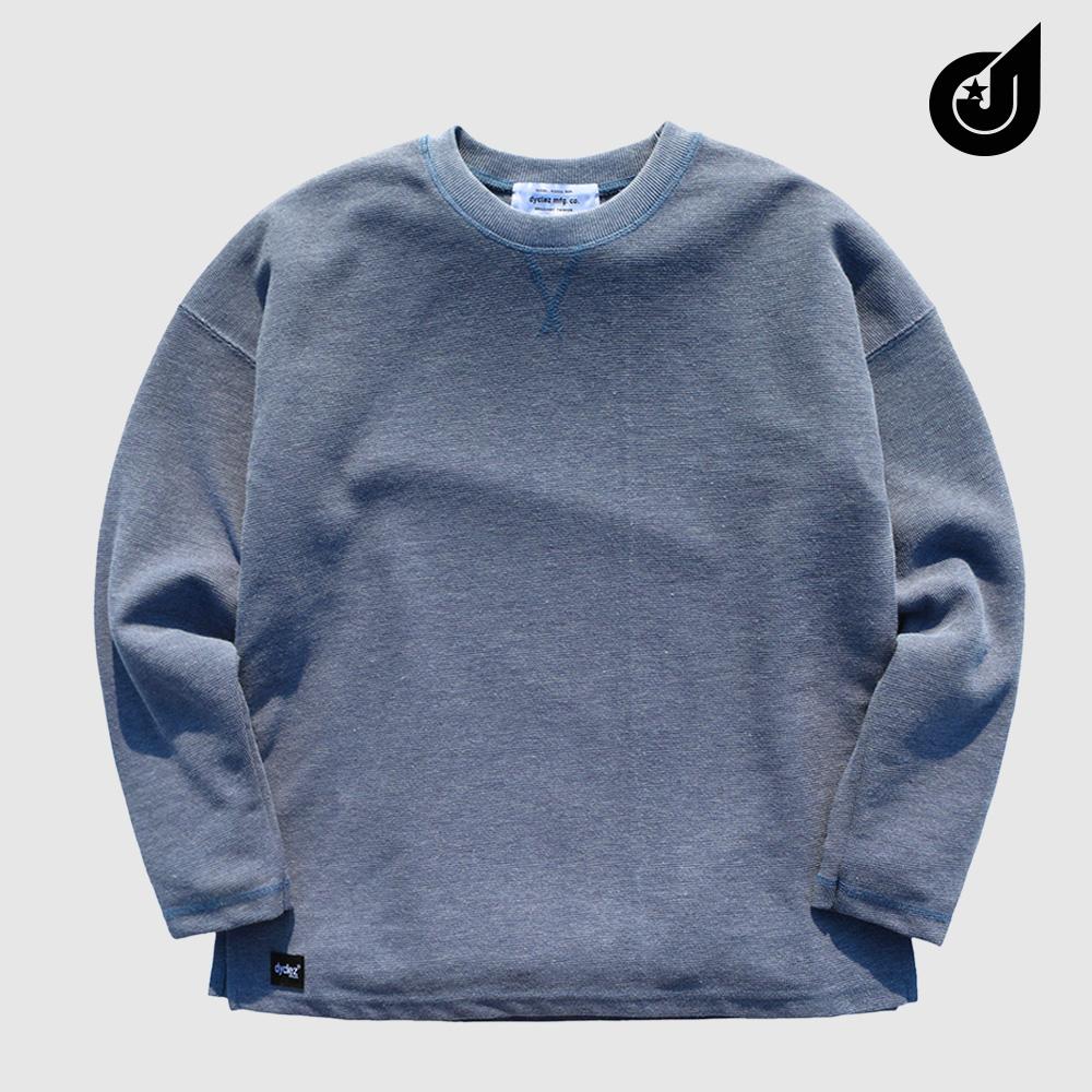 [9/17까지할인][다이클레즈] 하드워크 티셔츠 네이비 KHLT5088